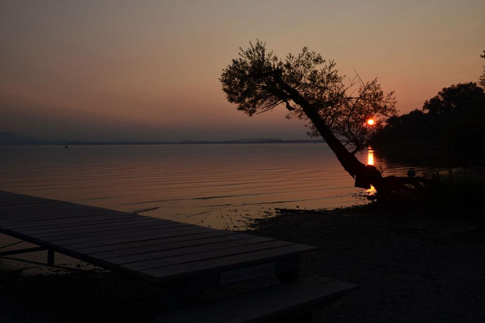 Sonnenuntergang - Romantik pur